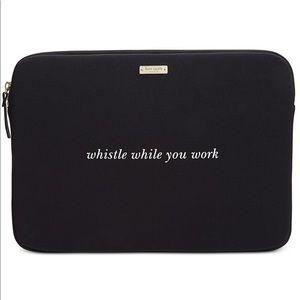 Kate Spase laptop case
